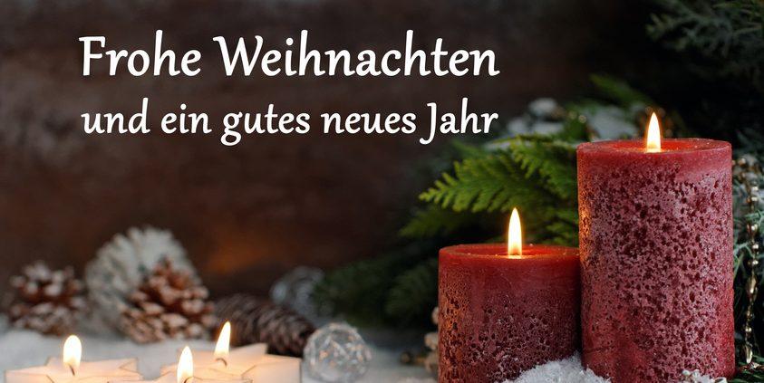 Weihnachtsgrüße Schreiben.Alle Jahre Wieder Weihnachtsgrüße Die Ankommen Pallas Capital