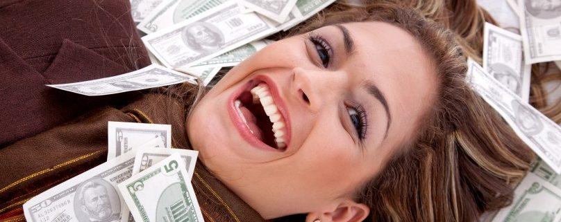 weibliche Millionäre